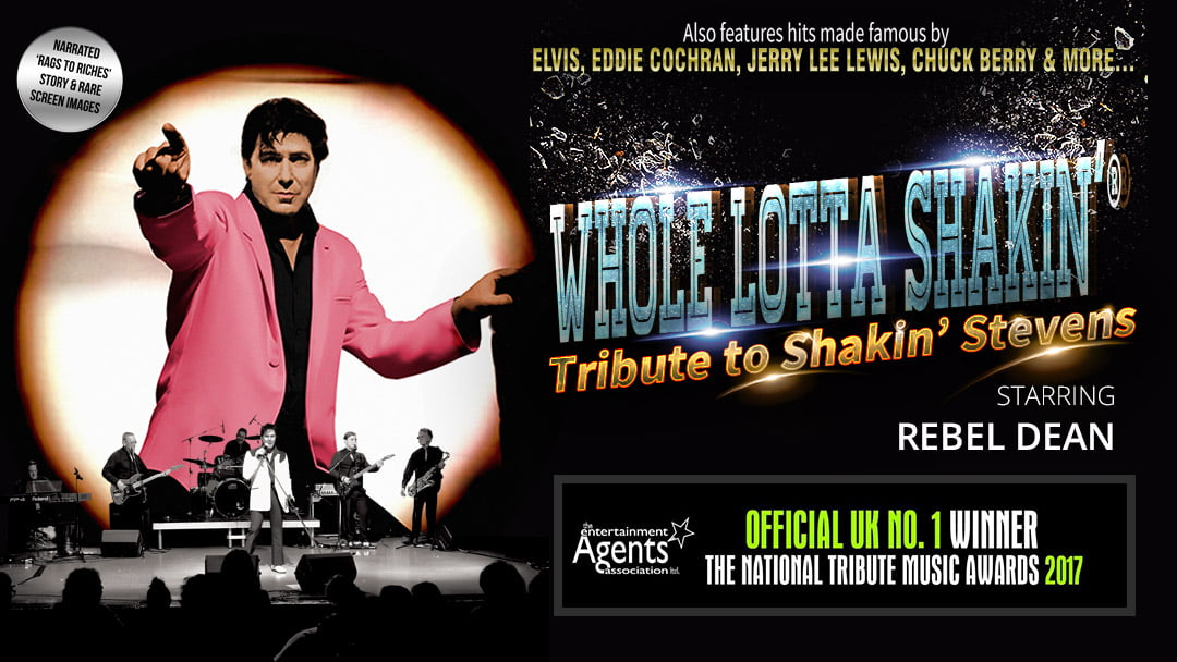 Whole Lotta Shakin - Original photo © Beck Photographic