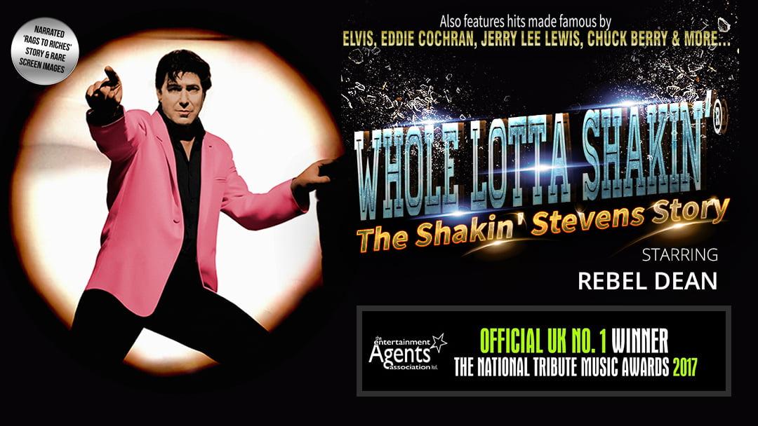 Whole Lotta Shakin' - The Shakin' Stevens Story